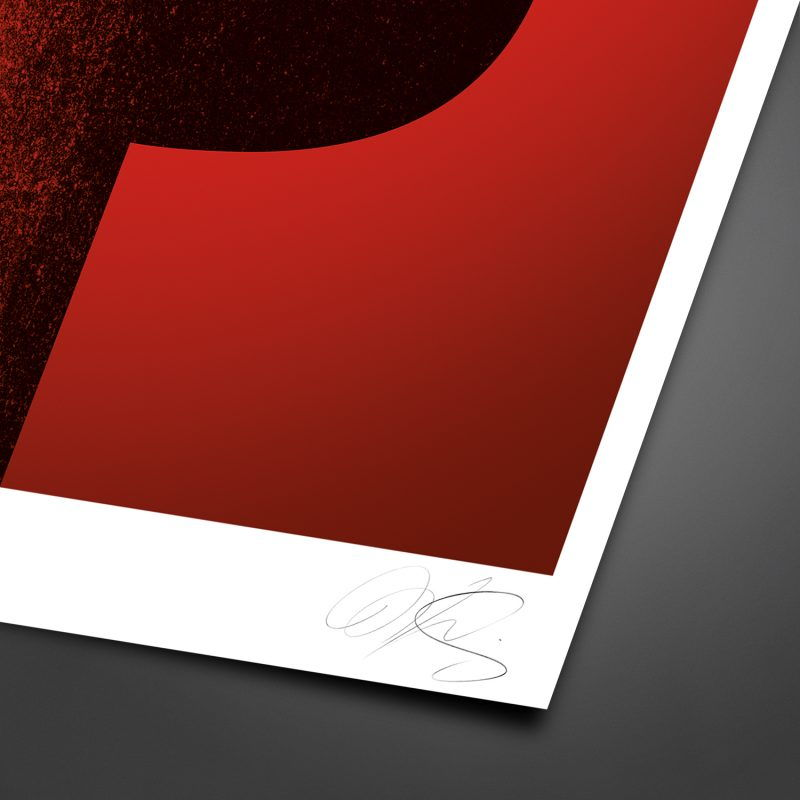 Django selfie Tirage Fine Art sur papier Hahnemühle | édition limitée | Christophe Andrusin