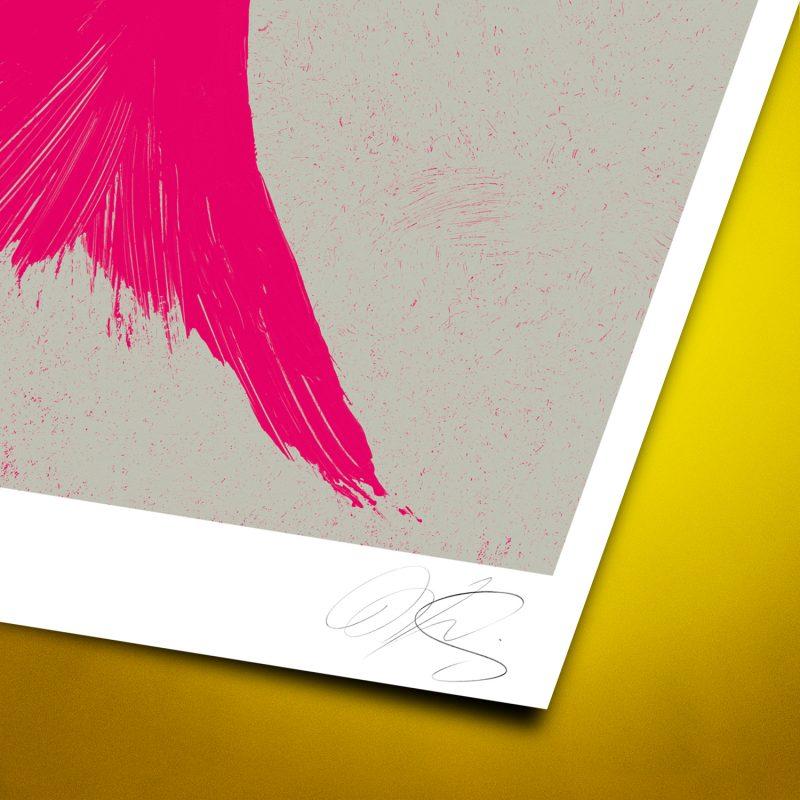 Fishtrumpet #01 Tirage Fine Art sur papier Hahnemühle   édition limitée   Christophe Andrusin