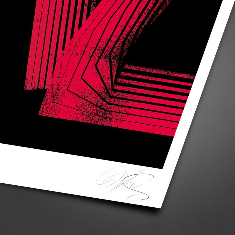 Jazz #01 Tirage Fine Art sur papier Hahnemühle | édition limitée | Christophe Andrusin