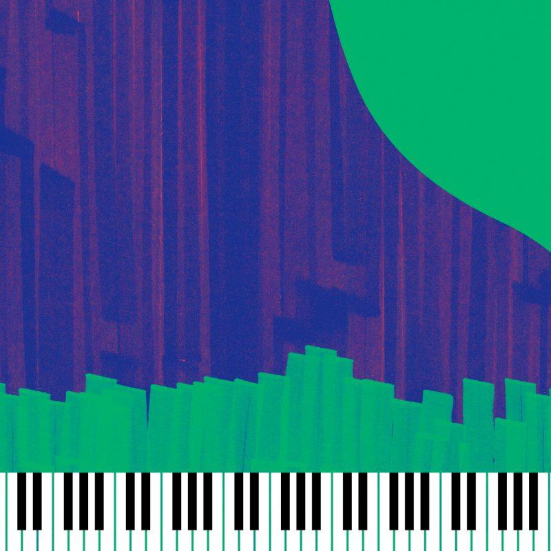 Piano-Yorker Tirage Fine Art sur papier Hahnemühle   édition limitée