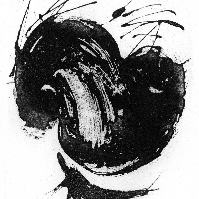 Aquatinte gravure Tirage limitée à 15 exemplaires   Christophe Andrusin