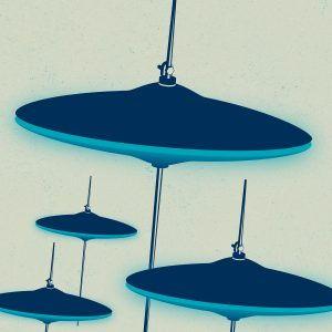 Cymbals attack Tirage Fine Art sur papier Hahnemühle | édition limitée