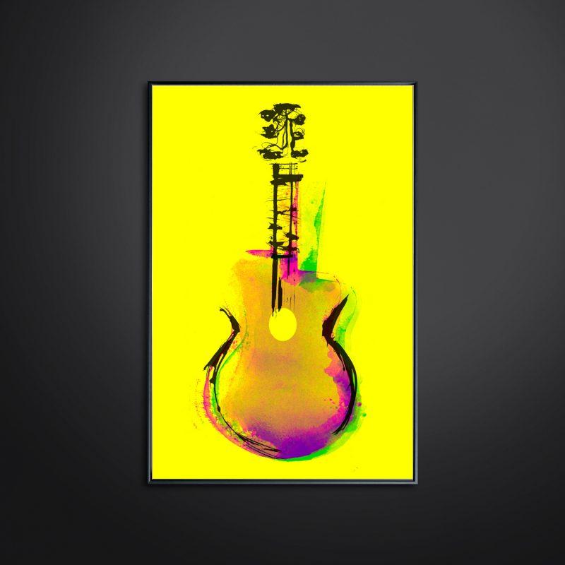 Django op' tirage en subligraphie   édition limitée à 5 ex. Christophe Andrusin
