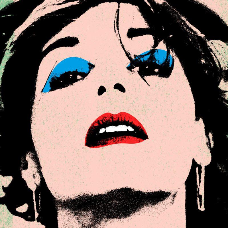 Rock N' Roll With Me #02 Tirage Fine Art sur papier Hahnemühle | édition limitée | Christophe Andrusin | Artiste