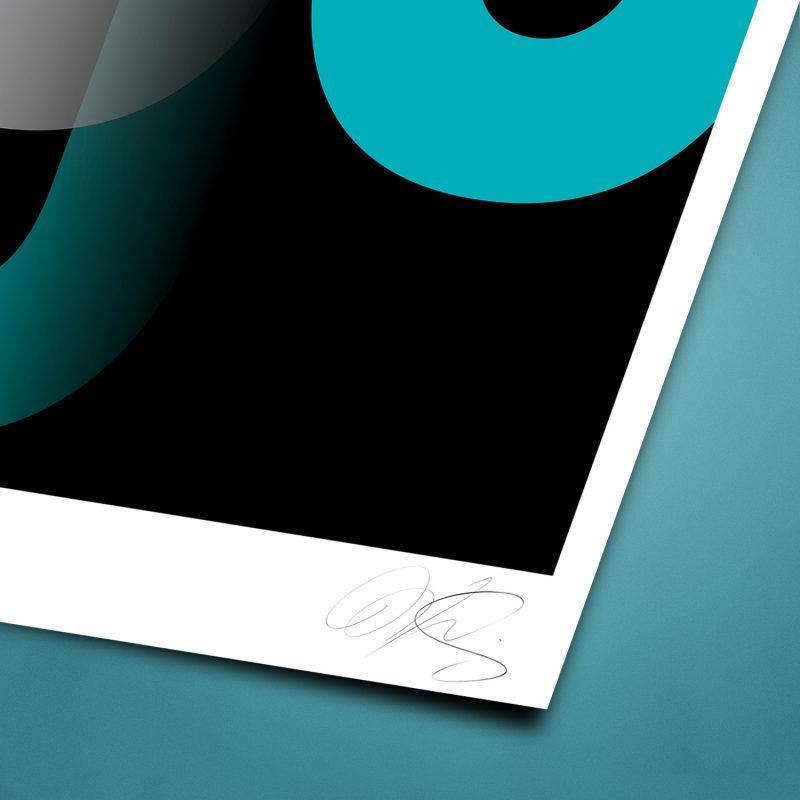 You #01 Tirage Fine Art sur papier Hahnemühle | édition limitée | Christophe Andrusin