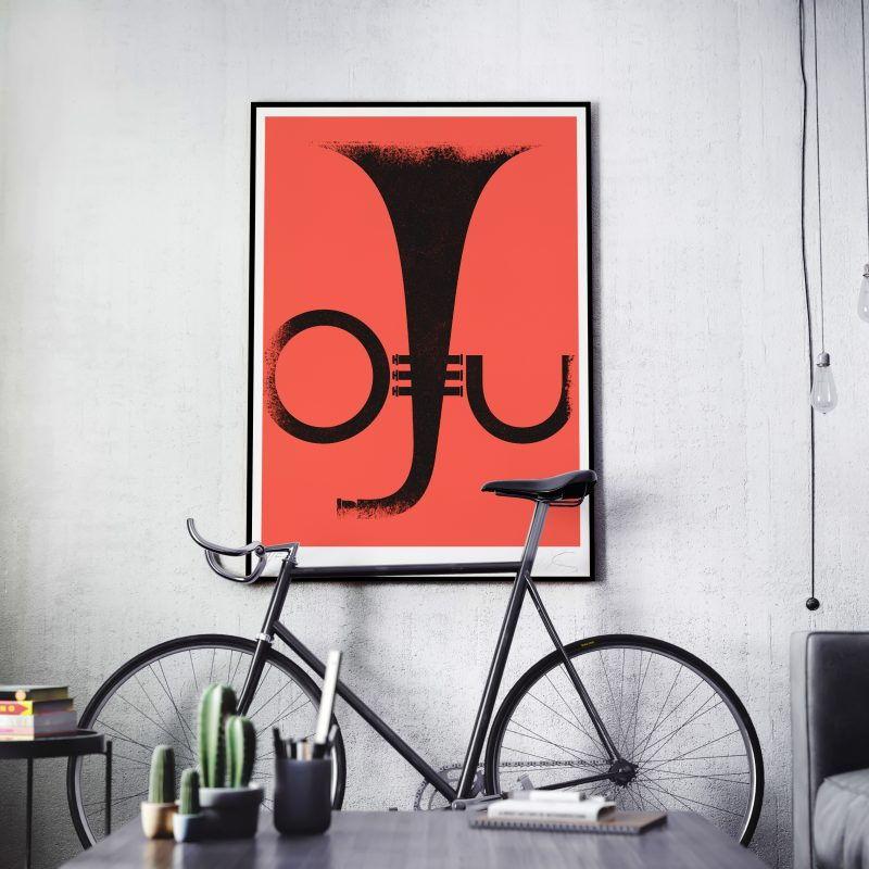 You #06 Tirage Fine Art sur papier Hahnemühle | édition limitée | Christophe Andrusin