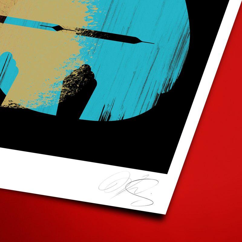 Triplettes Tirage Fine Art sur papier Hahnemühle | édition limitée | Christophe Andrusin
