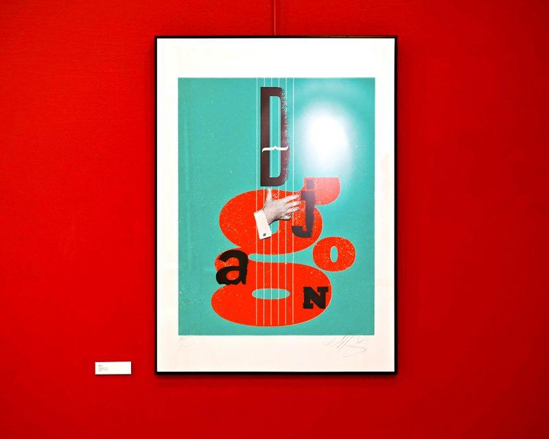 sérigraphie 70x100 cm édition limitée à 15 exemplaires © christophe andrusin