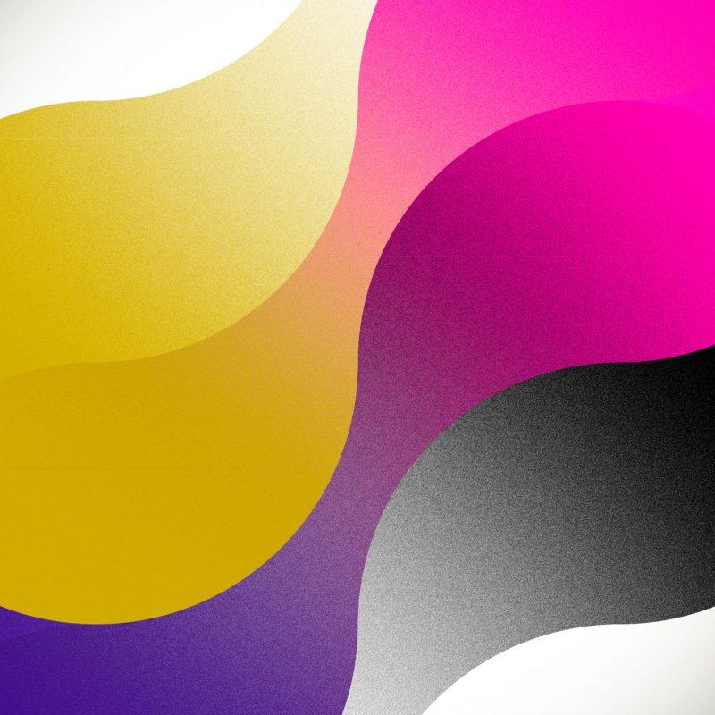 Waves tirage en subligraphie sur plaque aluminium Chromaluxe | édition limitée